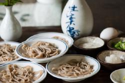 Izushi Sara Soba (buckwheat noodles)