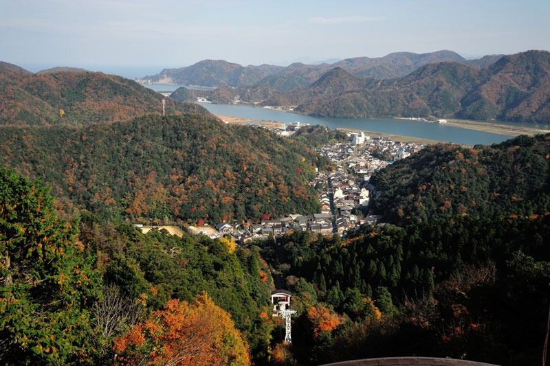 Arrive in Kinosaki and spend the day relaxing